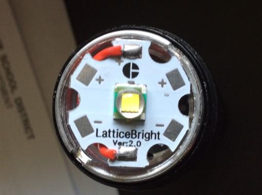 Подделка LatticeBright